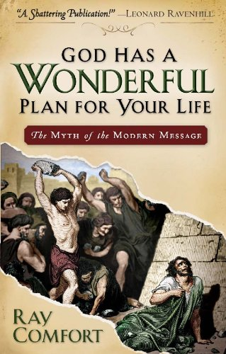 Free on PDF: God Has a Wonderful Plan For Your Life by Ray Comfort