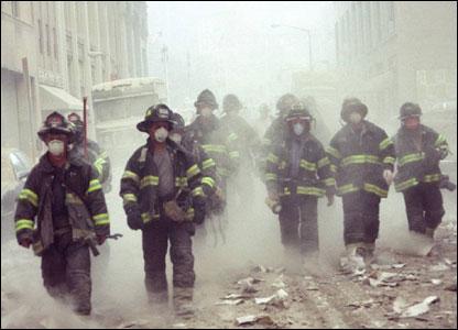 september 11th firefighter