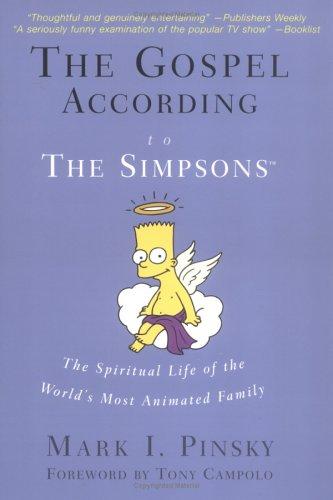 The Gospel according to the Simpsons