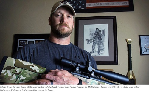 Chris Kyle Navy Seals