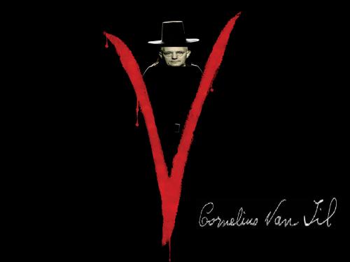 V_for_Van_Til_Paraody