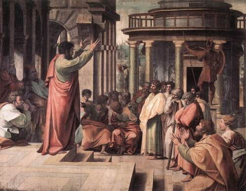 St-Paul-Preaching-in-Athens