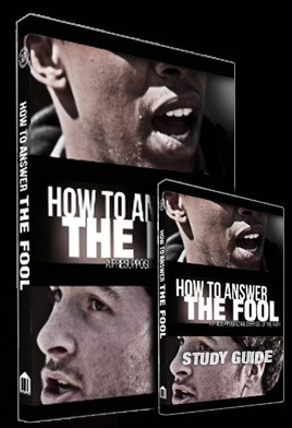 How to answer a fool DVD