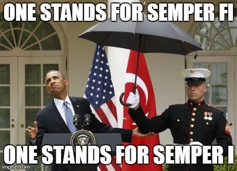 Obama Semper I