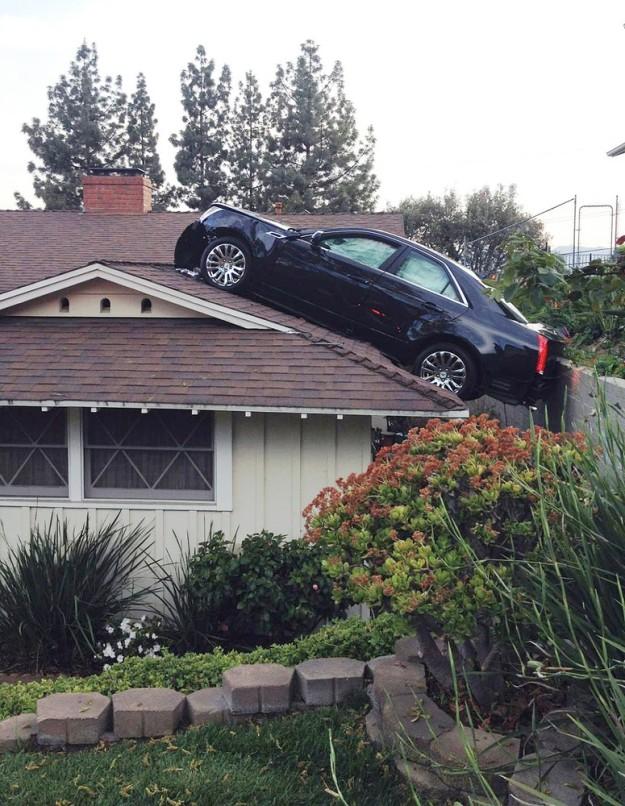 car roof