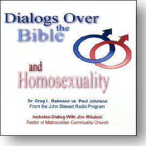 Dialogue Over the Bible and Homosexualtity
