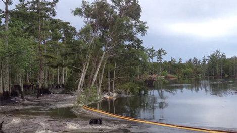 Louisiana-Sinkhole