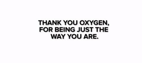 Thank you Oxygen