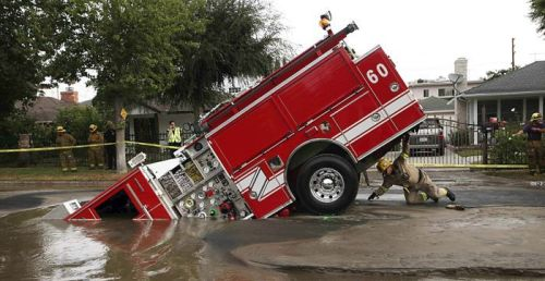 Fire-Engine-Sink-Hole