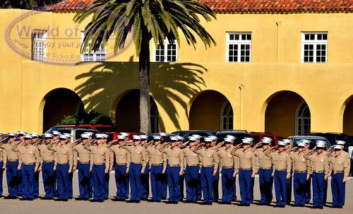 Marine Graduation