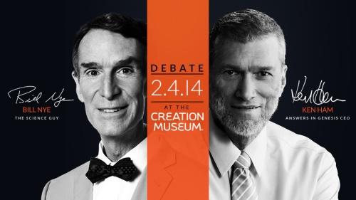 Ken Ham Bill Nye Debate 2014