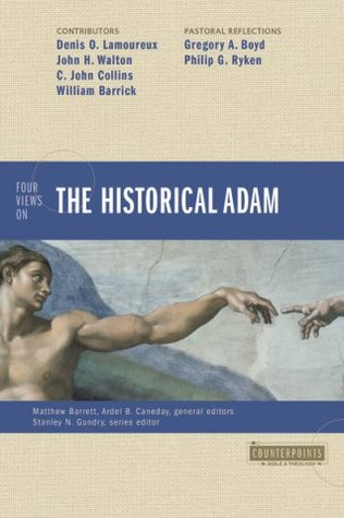The Historical Adam Barrick