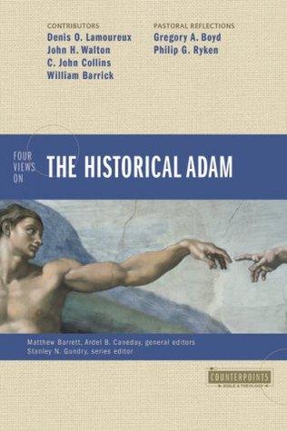 The Historical Adam Barrick