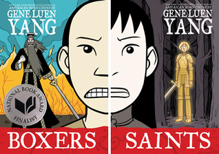 Boxers and Saints Gene Yang