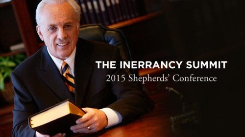 Inerrancy Summit 2015