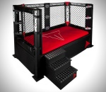 Throwdown-MMA-Cage-Bed