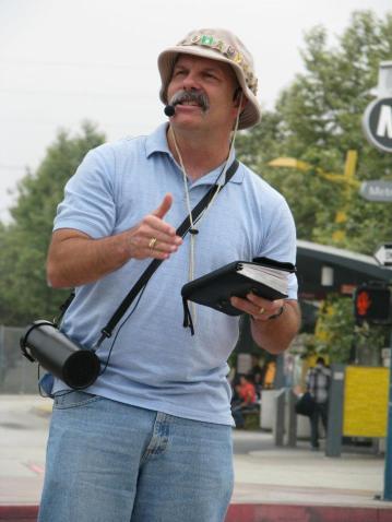 Tony-Preaching