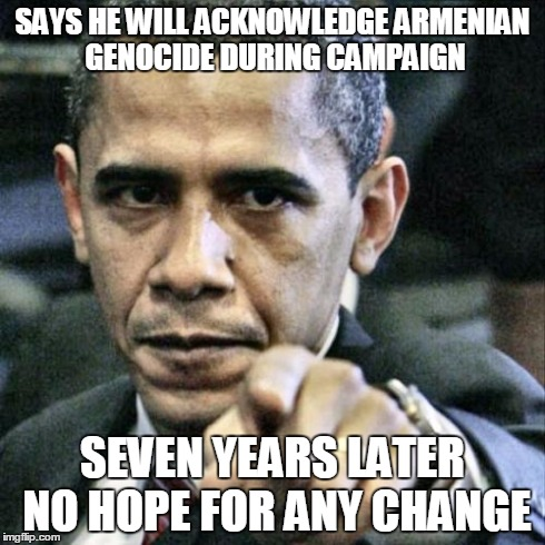 Obama Armenian Genocide