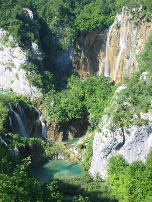 Plitvice_lakes
