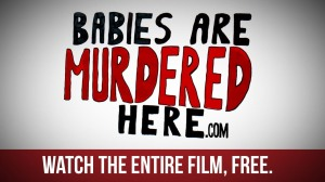 Babies Are Murdered Here