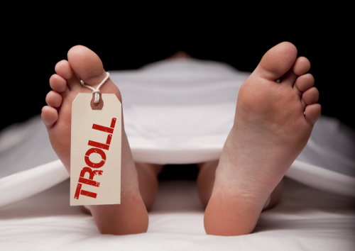 Troll autopsy