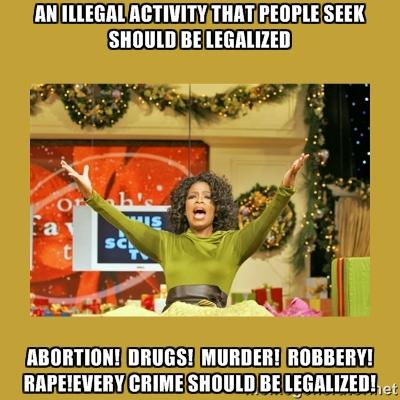 legalized planned parenthood argument oprah meme