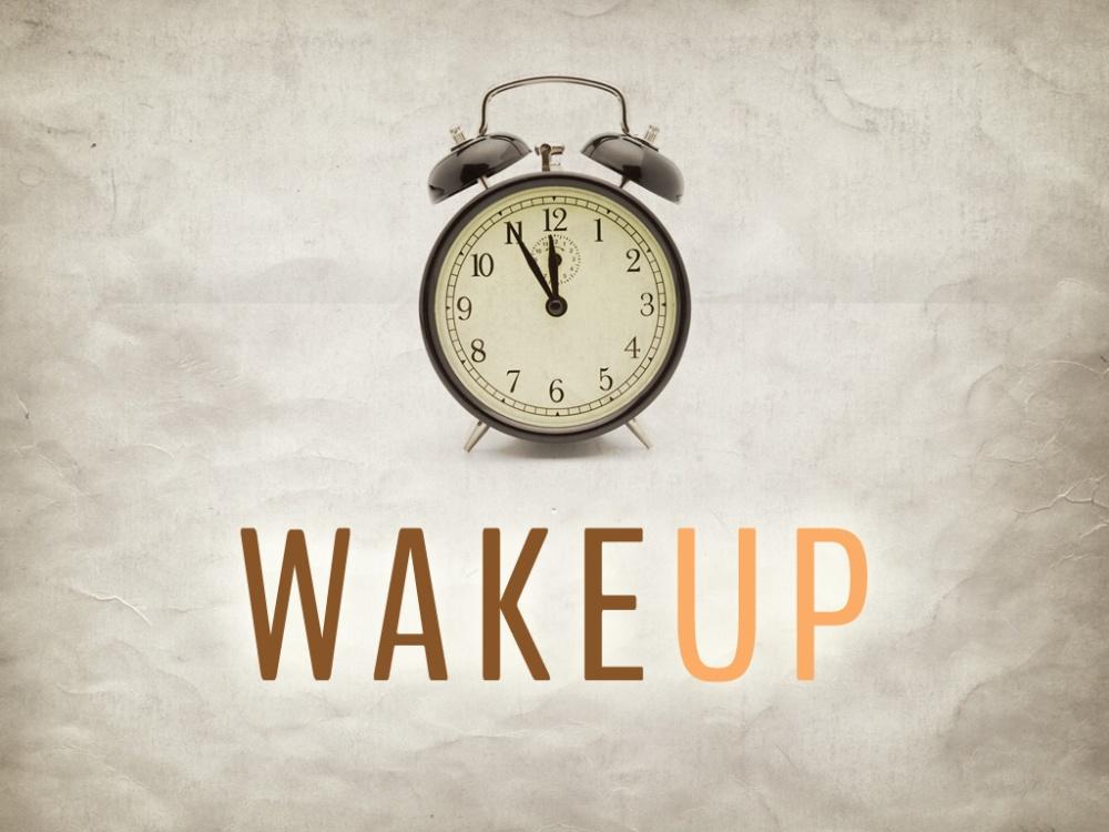 Church, Wake Up