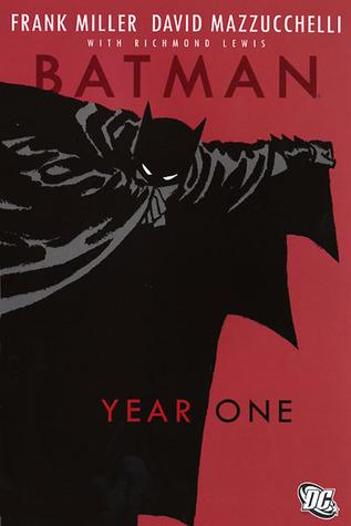 Batman year one frank miller
