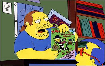 geek comics video games