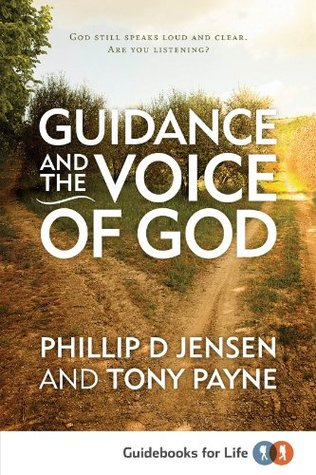 Guidance and the voice of God Jensen Payne