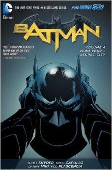 Batman, Volume 4 Zero Year Secret City