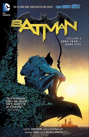 Batman Zero Year Dark City