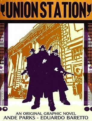 Union Station graphic novel
