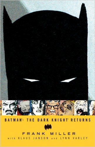 Frank Miller Batman The Dark Knight Returns