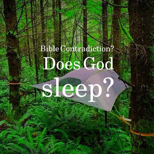 does-god-sleep