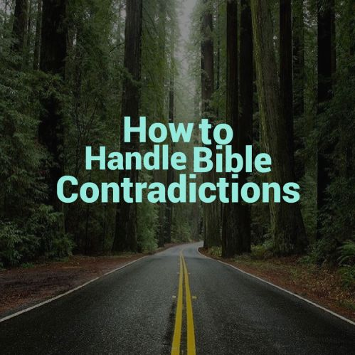how-to-handle-bible-contradiction