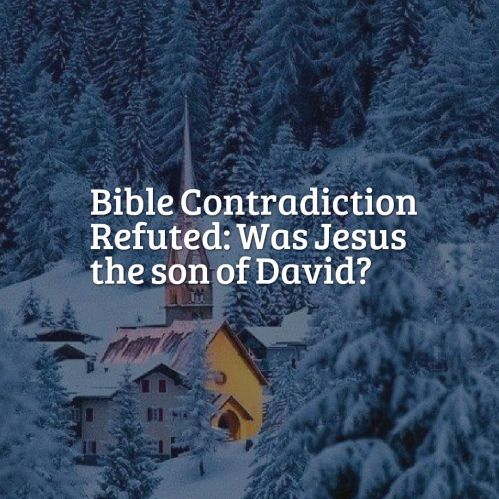 bible-contradiction-was-jesus-the-son-of-david