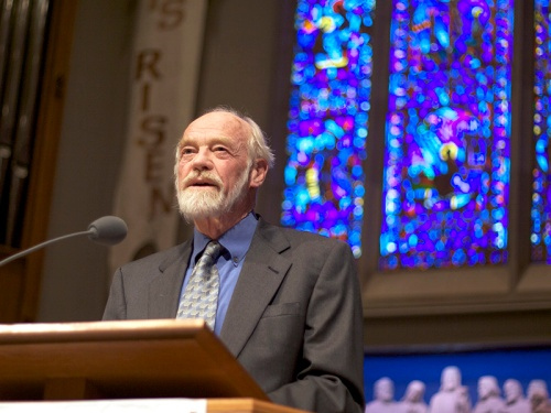 The Mess: Eugene Peterson's retraction for supporting Same-Sex Marriage?