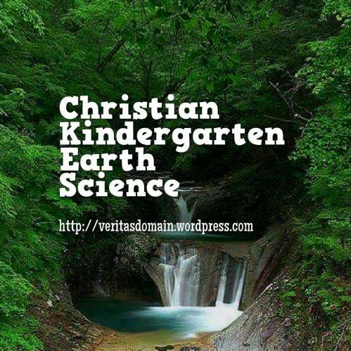 Christian Kindergarten Earth Science Lesson 9: Deserts