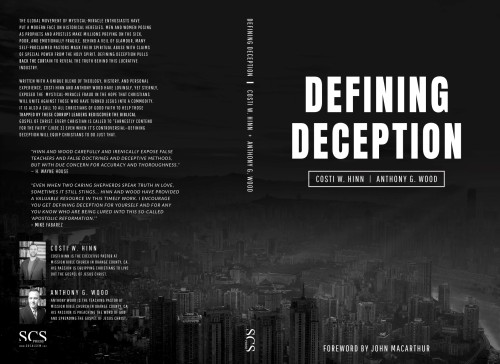 Defining Deception Interview With Pastor Anthony Wood And Costi Hinn