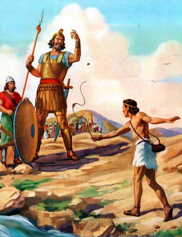 Image result for david vs goliath""