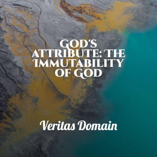 the_immutability_of_god
