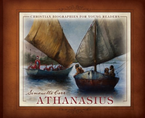 Athanasius Christian Biographies for Young Readers Series