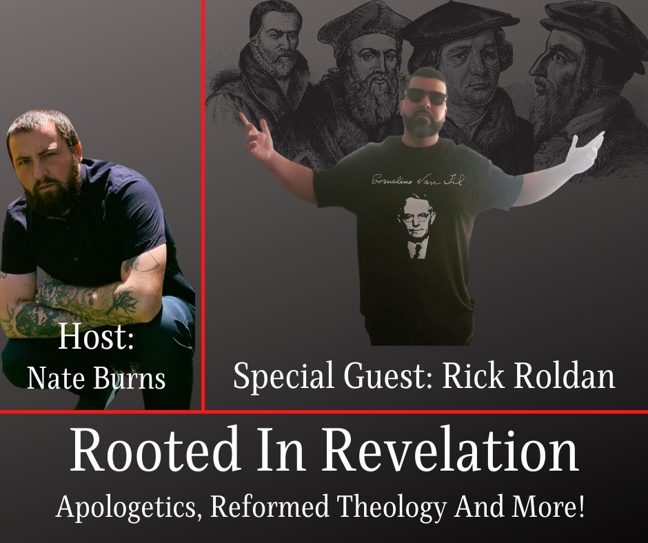 Ricky Roldan Rooted in Revelation